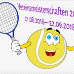 Vereinsmeisterschaften 2018